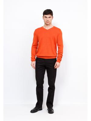 Джемпер GREG. Цвет: оранжевый
