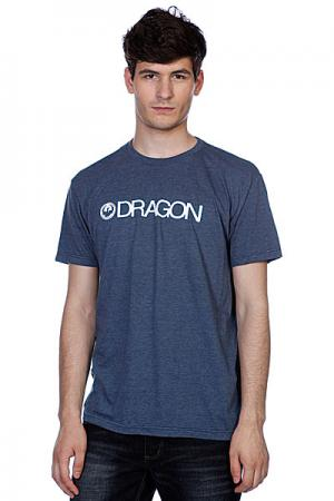 Футболка  Trademark F12 Indigo Heather Dragon. Цвет: синий