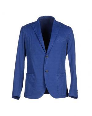 Пиджак FABIO MODIGLIANI. Цвет: лазурный
