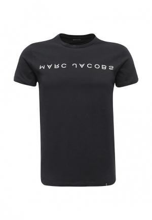 Футболка Marc Jacobs. Цвет: черный