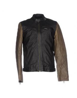 Куртка MAZE. Цвет: черный
