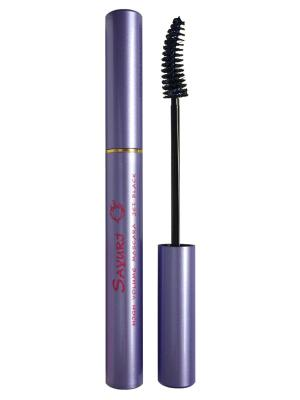 Тушь для ресниц Sayuri high volume mascara jet black ARRDISH cosmetics. Цвет: черный