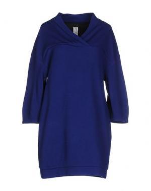Короткое платье PINKO UNIQUENESS. Цвет: ярко-синий