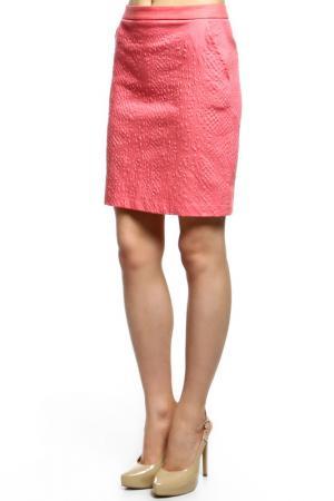 Юбка BGN. Цвет: розовый