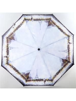 Зонт Magic Rain. Цвет: голубой, светло-голубой