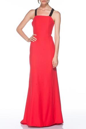 Платье Milla by trendyol. Цвет: красный