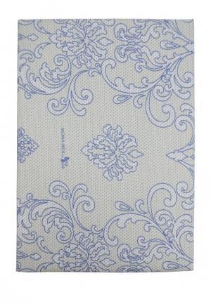 Комплект постельного белья 2-спальный Mona Liza. Цвет: синий