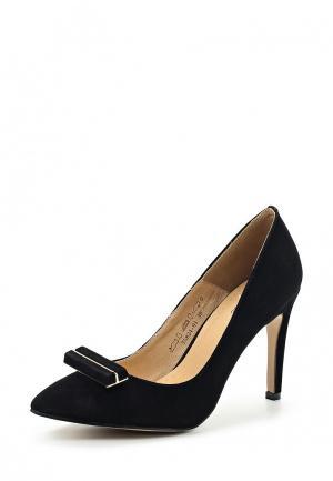 Туфли Provocante. Цвет: черный