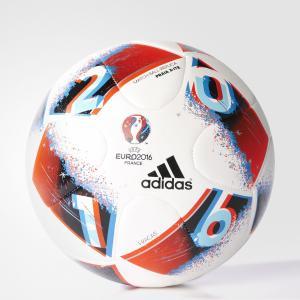 Футбольный мяч (подарочный) EURO16  Performance adidas. Цвет: красный