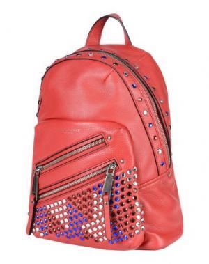 Рюкзаки и сумки на пояс MARC JACOBS. Цвет: красный