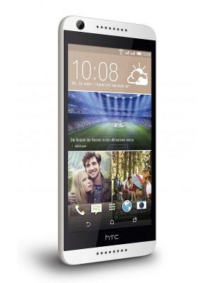 Смартфон Desire 626G DS EEA Terra White/Almon HTC. Цвет: белый