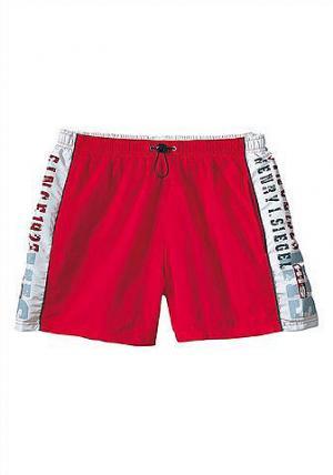 Пляжные шорты, H.I.S. Swimwear Otto. Цвет: красный