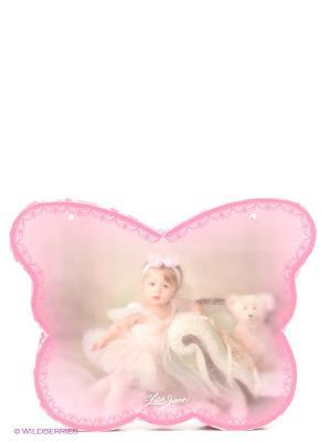 Шкатулка музыкальная с блокнотом Lisa Jane. Цвет: розовый