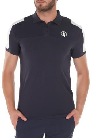 Рубашка-Поло Dirk Bikkembergs. Цвет: черный