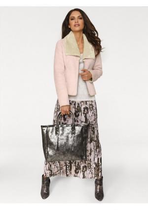 Куртка Ashley Brooke. Цвет: розовый