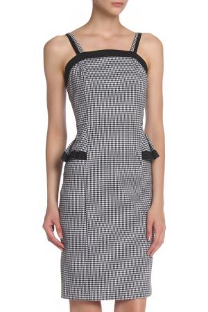 Платье MODART. Цвет: серый