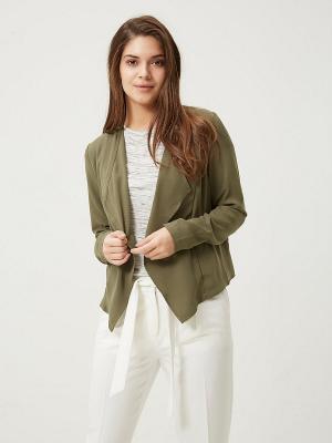 Блейзер Vero moda. Цвет: зеленый