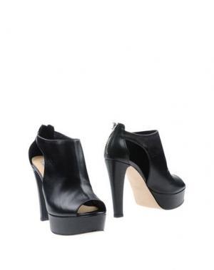 Ботинки MANÌ per DONNA PIÙ. Цвет: черный