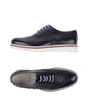 Обувь на шнурках WEXFORD. Цвет: темно-синий