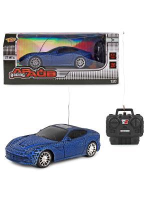 Машина на радио управление VELD-CO. Цвет: черный, синий