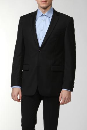Пиджак Dormeuil. Цвет: черный