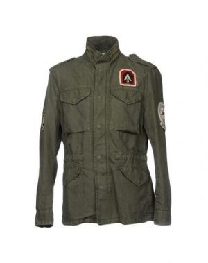 Куртка AUTHENTIC ORIGINAL VINTAGE STYLE. Цвет: зеленый