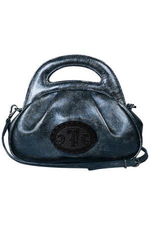 Bag Silvio Tossi. Цвет: blue