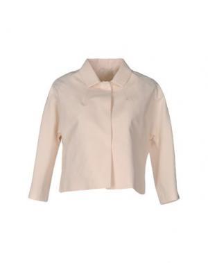 Пиджак TROU AUX BICHES. Цвет: светло-розовый