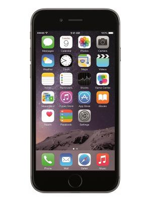 Смартфон Apple IPHONE 6 PLUS SPACE GRAY 16GB. Цвет: серый