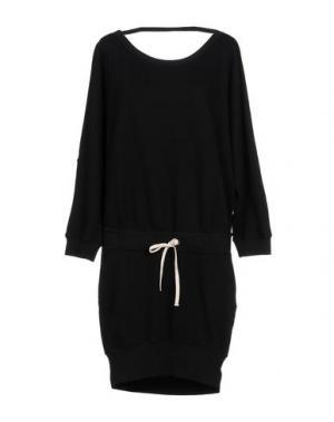 Короткое платье PAM & GELA. Цвет: черный