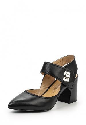 Туфли Marie Collet. Цвет: черный