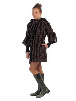 Пальто TOPKLAER. Цвет: коричневый