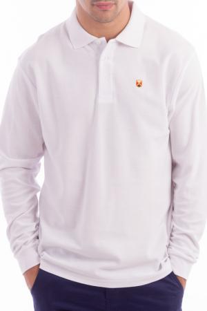 Рубашка-поло POLO CLUB С.H.A.. Цвет: white