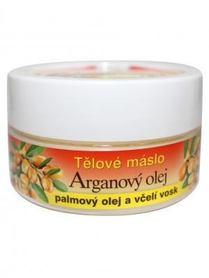 Масло для тела с Аргановым маслом и ши, 150 мл. BioBione. Цвет: белый