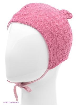 Шапка Kivat. Цвет: розовый