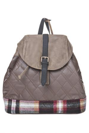 BACKPACK Acqua di Perla. Цвет: dark brown, taupe