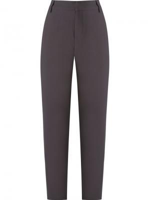 Grid trousers Uma | Raquel Davidowicz. Цвет: серый