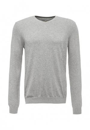 Пуловер Celio. Цвет: серый