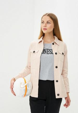 Куртка Dorothy Perkins. Цвет: розовый
