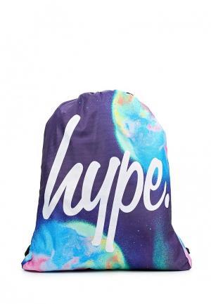 Мешок Hype. Цвет: разноцветный