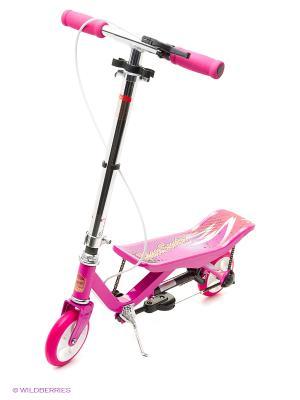Самокат Spacescooter. Цвет: розовый