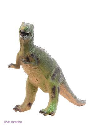 Мегалозавр HGL. Цвет: зеленый, коричневый, бежевый