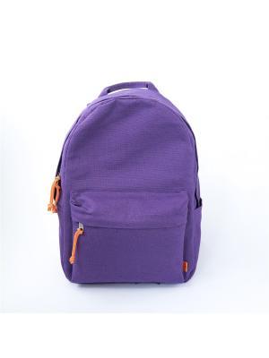 Городской рюкзак TIMBAG. Цвет: темно-фиолетовый