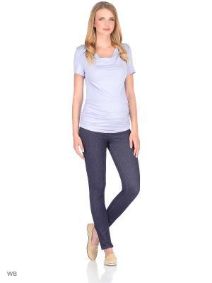 Брюки джинса Nuova Vita. Цвет: темно-синий