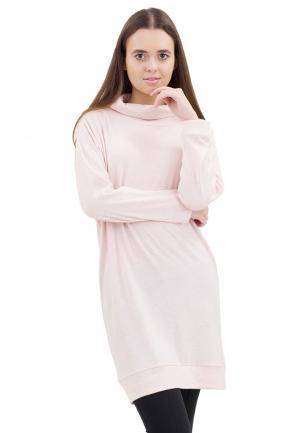 Туника Doctor E. Цвет: розовый