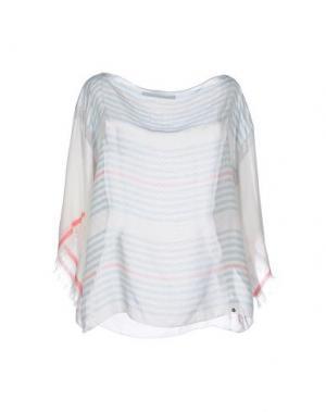 Блузка ROSAMUNDA. Цвет: цвет морской волны