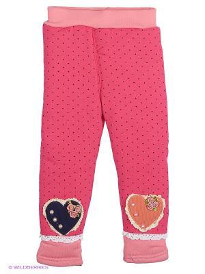Леггинсы Kidly. Цвет: розовый