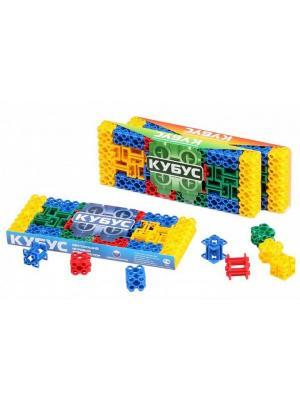 Конструктор:  Кубус №2 40 элементов БИПЛАНТ.. Цвет: синий