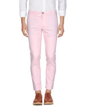 Повседневные брюки EN AVANCE. Цвет: светло-розовый