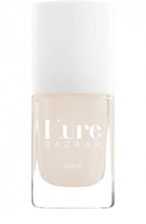 Лак для ногтей Beige Milk Kure Bazaar. Цвет: бесцветный